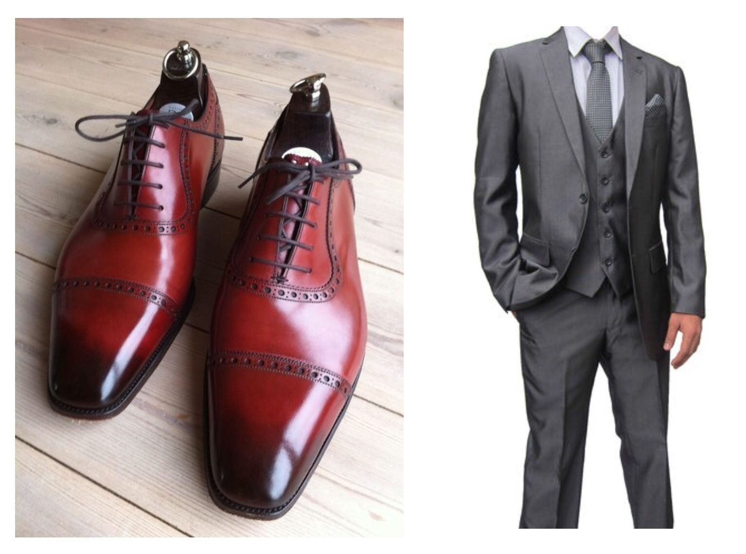Brown Dress Shoes With Black Suit Brown Shoes With Black Suits