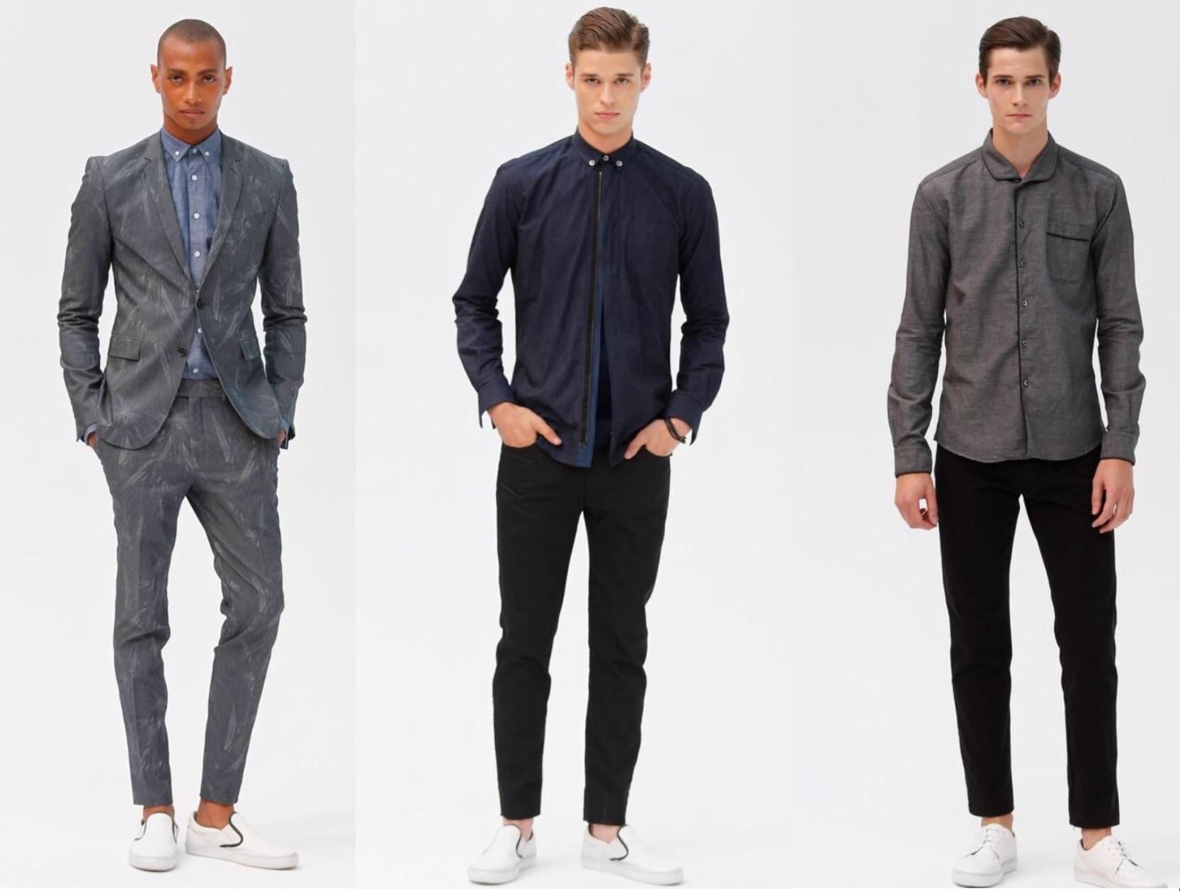 Fashionable Mens Clothing